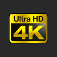 Receiver HDTV HD 4K UHD