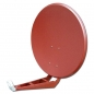 Mobile Preview: Emme Esse 80cm Super HD Alu Doppelarm Antenne Rot