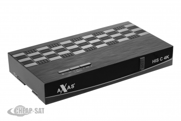 AXAS HIS C 4K (Combo Second Edition)NEW UHD